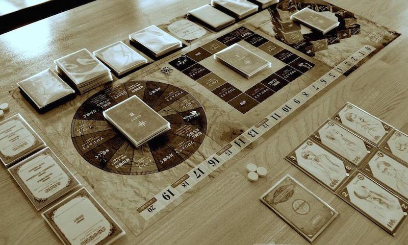 7つの習慣ボードゲーム1周年記念