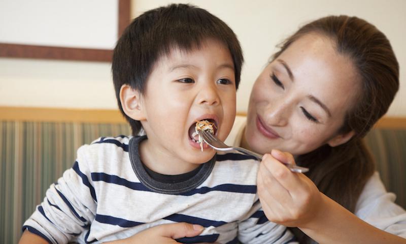 親子が楽しめるレストラン